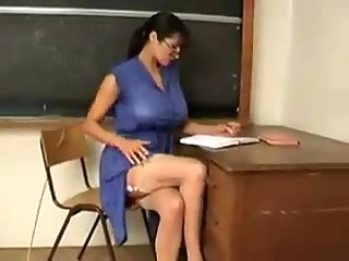 Rukhsana teacher play with her big boobs big tits british indian