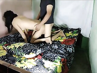 Indian Desi Wife Fucks in Pussy Plumber Dirty talk in Clear Hindi Audio amateur asian babe