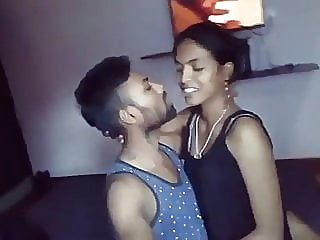 Coimbatore, Tamil college couples hardcore kissing close-up teen flashing